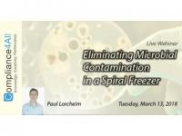 Eliminating Microbial Contamination in a Spiral Freezer