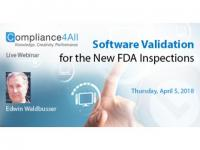 Validation for the New FDA Inspections