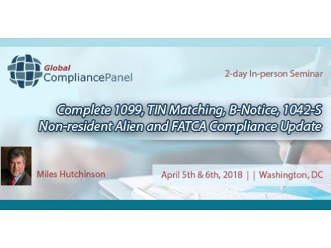 What is TIN Matching Course 2018: FATCA Compliance Update