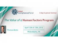 FDAs Guidance for Human Factor Engineering Seminar 2018