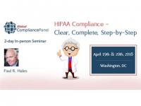 What is the HIPAA Compliance Step-by-Step Guidelines 2018