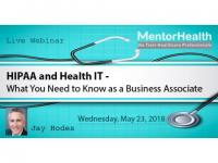 What You Need to Know as a Business Associate about HIPAA and Health IT