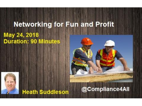 Networking for Fun and Profit