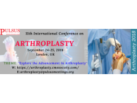 11th International Conference on Arthroplasty