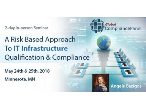 A Risk Based Approach to IT Infrastructure Seminar 2018