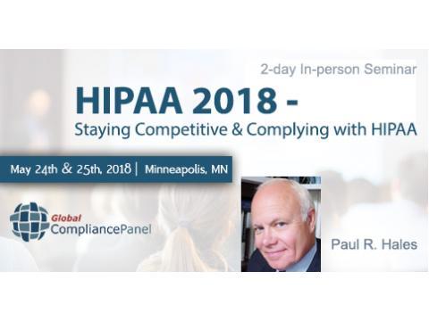 Understanding of HIPAA Rules | HIPAA Compliance 2018
