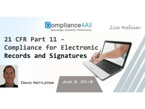 Which data and systems are subject to 21 CFR Part 11
