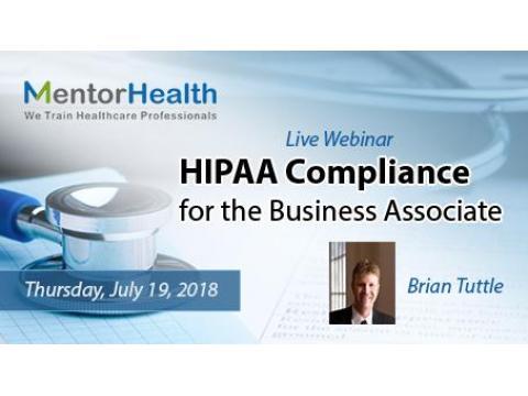 Do you have an affective HIPAA compliance program for Business Associates