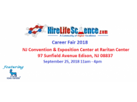 The HireLifeScience.com Career Fair 2018