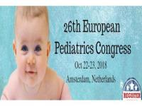 26th European Pediatrics Congress