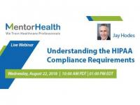 Understanding the HIPAA Compliance Requirements