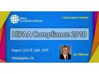 HIPAA Compliance 2018 Seminar