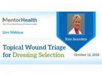 Topical Wound Triage for Dressing Selection