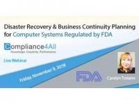 Business Continuity Planning for [Computer Systems] Operations