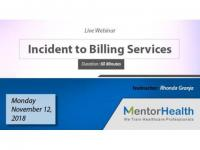 Incident to Billing Services