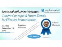 Current Concepts and (Future Trends) for Effective Immunization