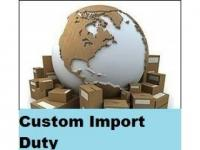 What's the importance of Custom Import Duty in import-export trade?