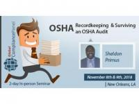 OSHA Recordkeeping and Surviving an OSHA Audit