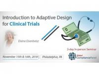 Introduction to Adaptive Design for Clinical Trials