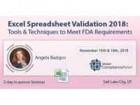 Excel Spreadsheet Validation 2018 Tools and Techniques
