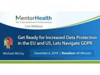Get Ready for Increased Data Protection in the EU and US, Lets Navigate GDPR