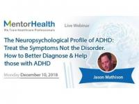The Neuropsychological Profile of ADHD