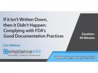What Good Documentation Practices [Experts] Don't Want You To Know