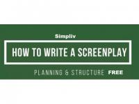 How to Write a Screenplay: Step-by-Step - Simpliv (FREE)