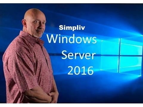 MCSA Microsoft Windows Server 2016 (70-740) Certification Course - Simpliv