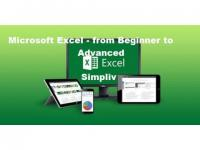 Microsoft Excel - Excel from Beginner to Advanced - Simpliv
