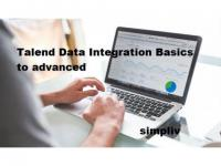 Talend Data Integration Basics to advanced - Simpliv