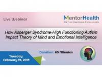 Webinar On How Asperger Syndrome-High Functioning Autism Impact
