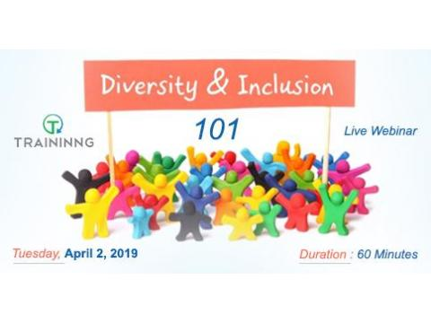 Diversity and Inclusion 101