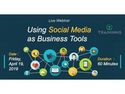 Using Social Media as Business Tools