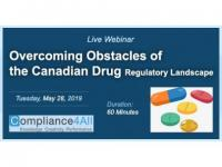 Overcoming Obstacles of the Canadian Drug Regulatory Landscape