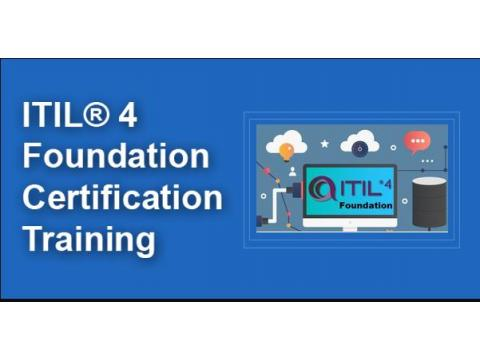 ITIL® 4 Foundation Certification Training Category IT CERTIFICATION   -  Live