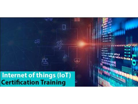 Internet of things (IoT) Certification Training - Live