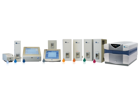 Nexcelom BioScience.  Cell Counters, Cell Imaging Cytometer