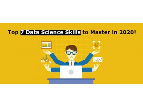 Top 7 Data Science Skills to Master in 2020