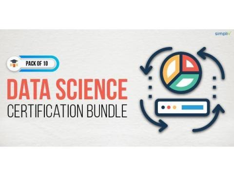 Pack of 10 - Data Science Certification Bundle