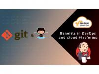 GIT & GITHUB: Learn About Its Benefits In DevOps And Cloud Platforms